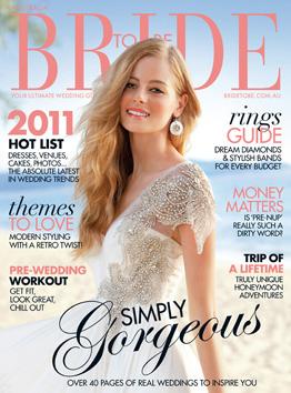 Bride to be magazine