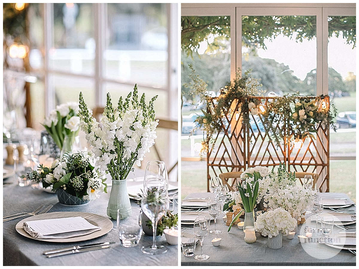 Greenery Botanical Wedding Centennial Homestead