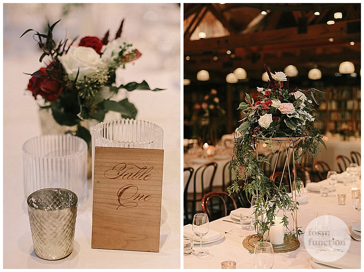 Bendooley Estate Wedding styled by Form over Function