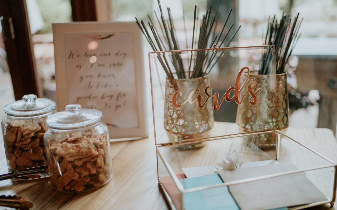 Sydney Garden Luxe Marquee Wedding – Bianca + Chris