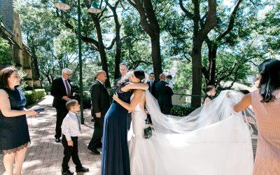 AS SEEN ON POLKA DOT BRIDE – Bather's Pavilion Balmoral Sydney Wedding- Maria + Julian