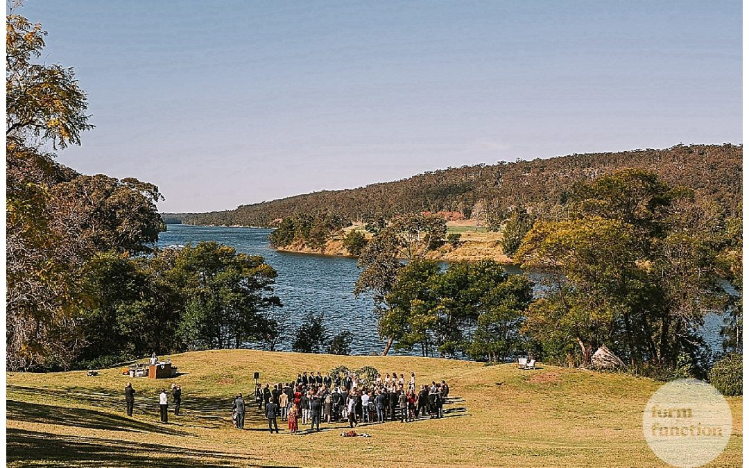 Riversdale Bundanon South Coast Native Wedding