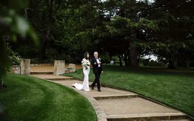 AS SEEN IN HELLO MAY – Bendooley Estate Wedding – Vanessa + Dom